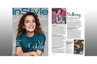 Instyle Dergisi | Nisan 2020